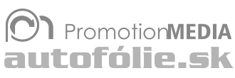 Autofólie PROMOTION MEDIA, s.r.o.